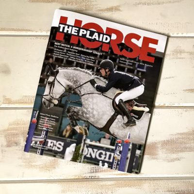 The Plaid Horse Magazine - Single Issue