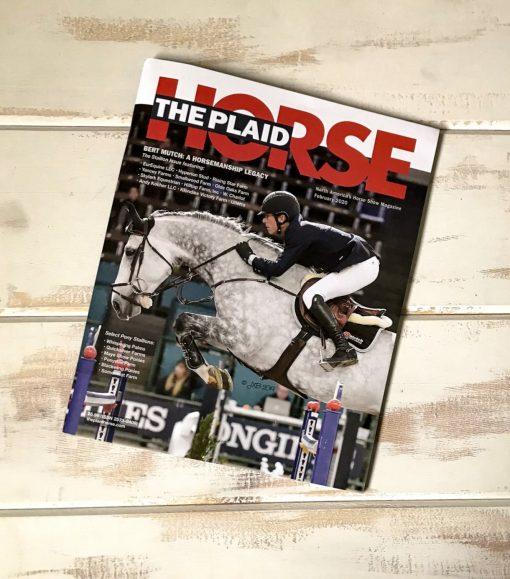 The Plaid Horse Magazine - Single Issue
