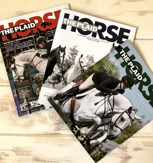 The Plaid Horse Magazine - Three Year Subscription