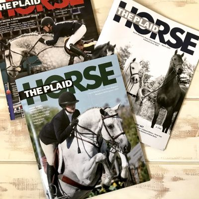 The Plaid Horse Magazine - Two Year Subscription