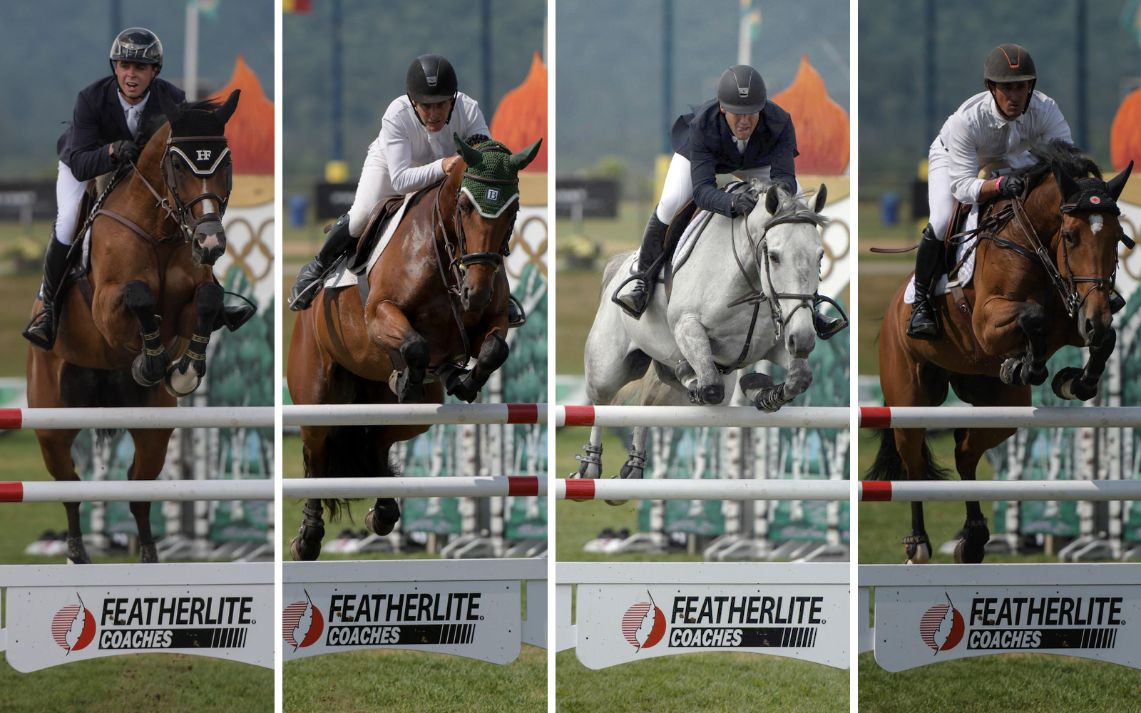 Who Jumped It Best? I Love New York Horse Show Jumper