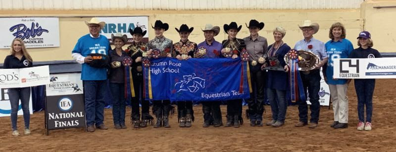 NRHA Derby Provides Perfect Backdrop for  14th Annual IEA