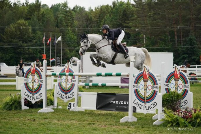 Catherine Tyree's Win in the $100,000 Prevost Richard M