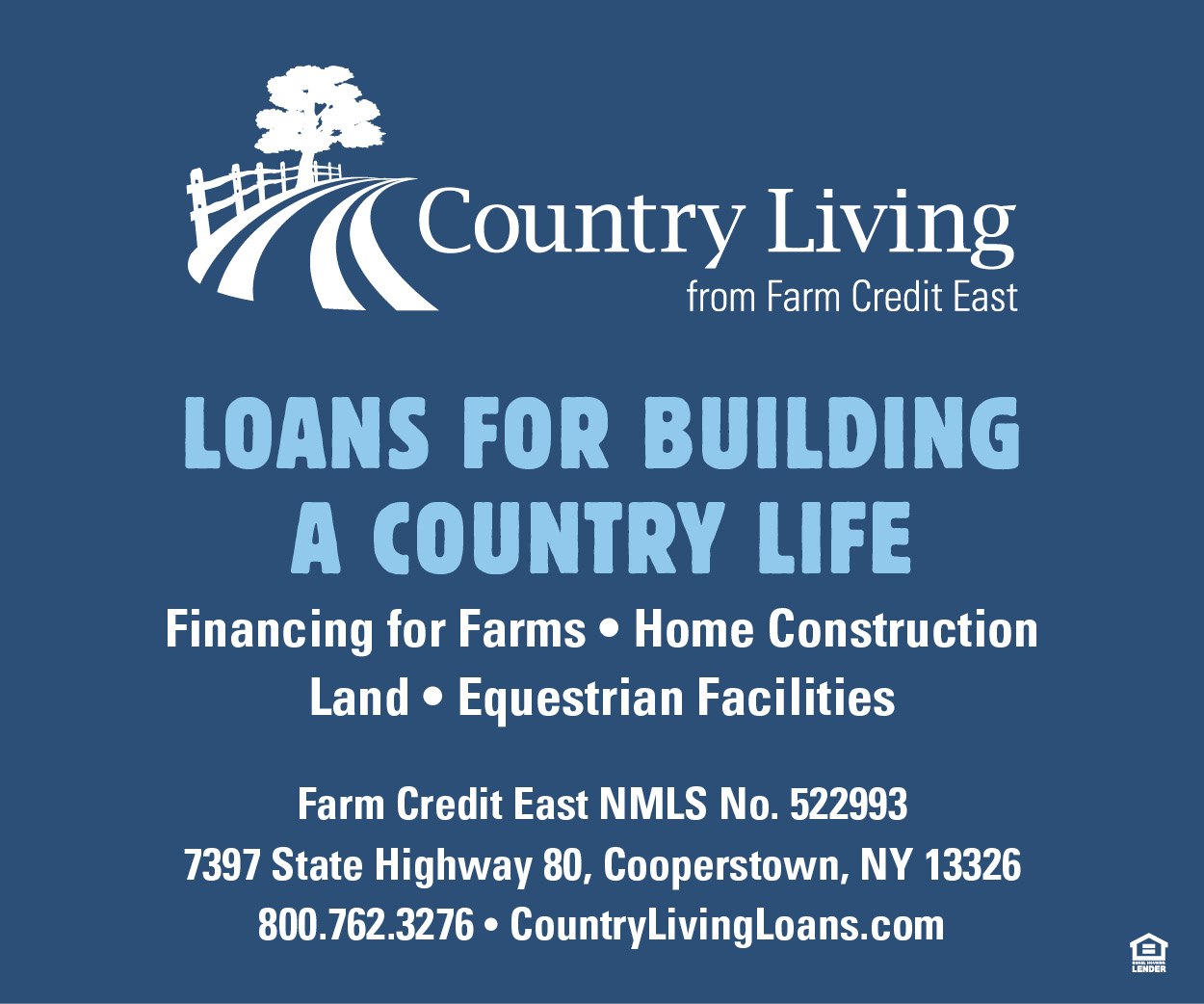 Country Living Loans