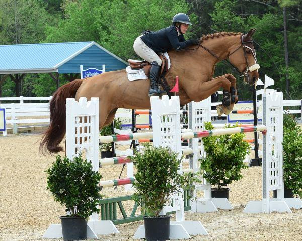 Reed Pilots Paula Pell's Denali to the Win in $10,000 Welcome Stake at Lexington Spring Premiere